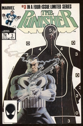 Picture of PUNISHER (1985) #3 9.0 VF/NM