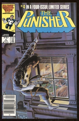 Picture of PUNISHER (1986) #4 8.5 VF+