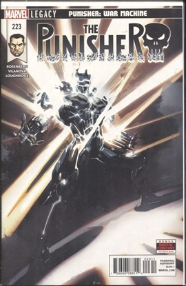 Picture of PUNISHER #223 LEG