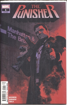 Picture of PUNISHER #1