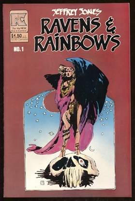 Picture of RAVENS AND RAINBOWS #1 9.2 NM-
