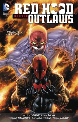 Picture of RED HOOD AND THE OUTLAWS TP VOL 7 LAST CALL