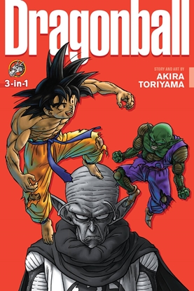 Picture of DRAGON BALL 3IN1 TP VOL 6