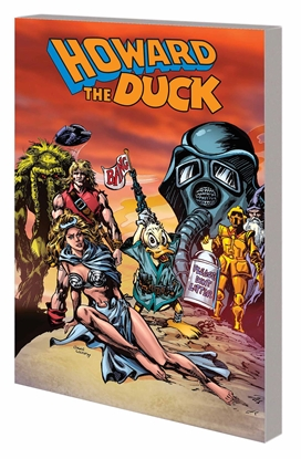 Picture of HOWARD THE DUCK TP VOL 2 COMPLETE COLLECTION