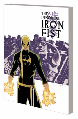 Picture of IMMORTAL IRON FIST COMPLETE COLLECTION TP VOL 1