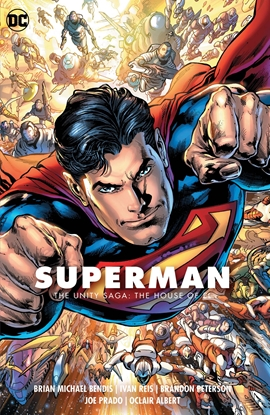 Picture of SUPERMAN HC VOL 2 THE UNITY SAGA THE HOUSE OF EL