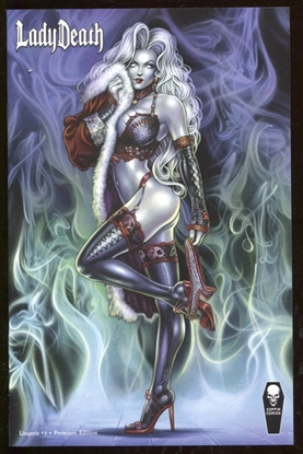 Picture of LADY DEATH LINGERIE #1