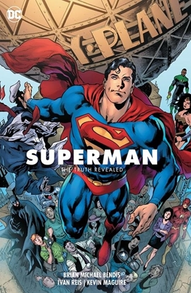 Picture of SUPERMAN VOL 3 THE TRUTH REVEALED TP