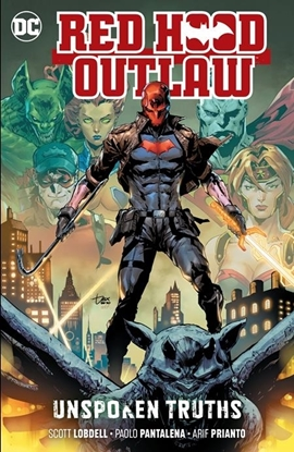 Picture of RED HOOD OUTLAW VOL 4 UNSPOKEN TRUTHS TP