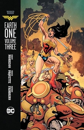 Picture of WONDER WOMAN EARTH ONE VOL 3 HC