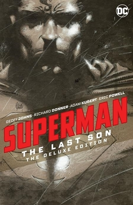 Picture of SUPERMAN THE LAST SON DELUXE EDITION HC
