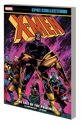 Picture of X-MEN EPIC COLLECTION FATE OF PHOENIX TP