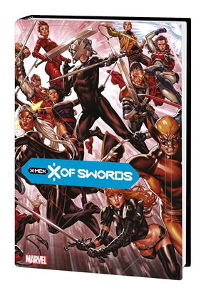 Picture of X OF SWORDS HC BROOKS DM VARIANT