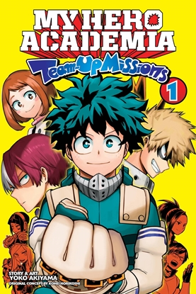 Picture of MY HERO ACADEMIA TEAM-UP MISSIONS GN VOL 1