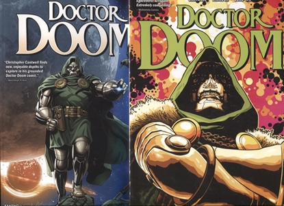 Picture of DOCTOR DOOM (2019) VOLUME 1 & 2 TPB SET / REPS #1-10 CANTWELL