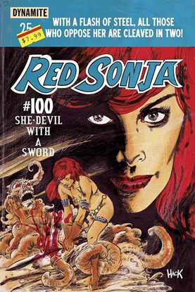 Picture of RED SONJA (2013) #100B