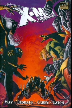 Picture of X-MEN PREM HC ORIGINAL SIN
