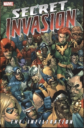 Picture of SECRET INVATION THE INFILTRATION TPB