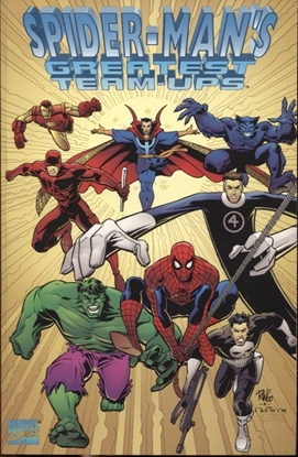 Picture of SPIDERMANS GREATEST TEAM-UPS TP
