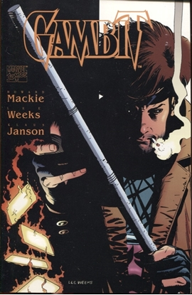 Picture of GAMBIT TP 1995 BY MACKIE AND WEEKS