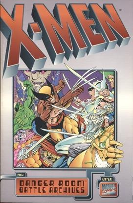 Picture of X-MEN FILE: DANGER ROOM BATTLE ARCHIVES TPB