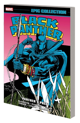 Picture of BLACK PANTHER EPIC COLLECTION TP PANTHERS PREY