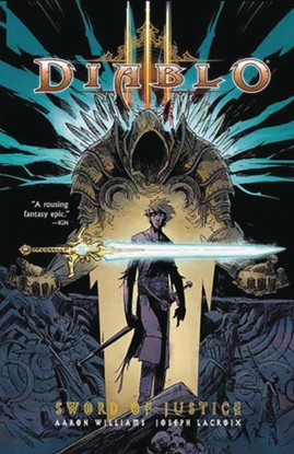 Picture of DIABLO SWORD OF JUSTICE GN