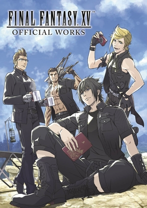 Picture of FINAL FANTASY XV OFFICIAL WORKS HC