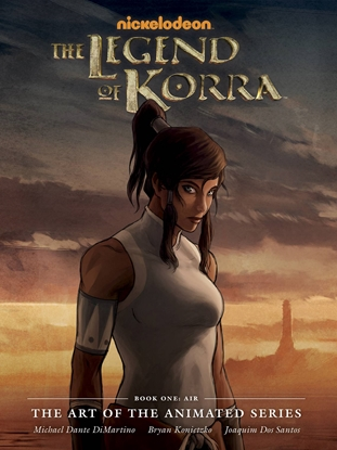 Picture of LEGEND KORRA ART ANIMATED AIR HC 2ND ED