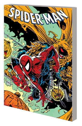 Picture of SPIDER-MAN BY TODD MCFARLANE COMPLETE COLLECTION TP