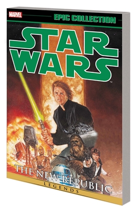 Picture of STAR WARS LEGENDS EPIC COLLECTION NEW REPUBLIC TP VOL 5