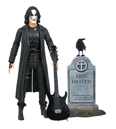 Picture of DIAMOND SELECT THE CROW ACTION FIGURE