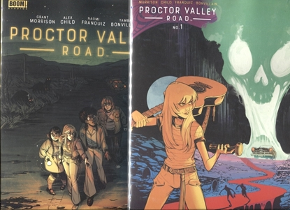 Picture of PROCTOR VALLEY ROAD #1 / COVER A & B VARIANT SET BOOM! NM 2021