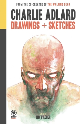 Picture of CHARLIE ADLARD DRAWINGS & SKETCHES SC