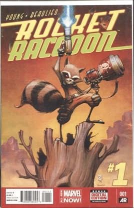 Picture of ROCKET RACCOON (2014) #1
