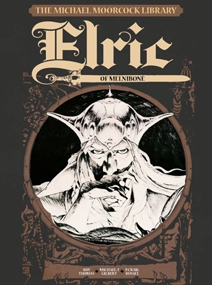 Picture of MOORCOCK LIB ELRIC HC (MR)