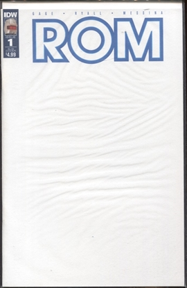 Picture of ROM #1 BLANK VAR