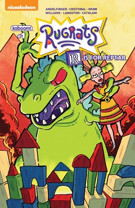 Picture of RUGRATS R IS FOR REPTAR 2018 SPECIAL #1