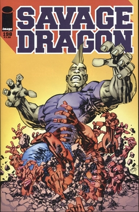 Picture of SAVAGE DRAGON (1993) #198