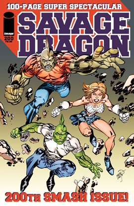 Picture of SAVAGE DRAGON (1993) #200