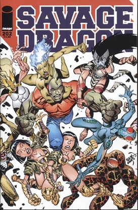 Picture of SAVAGE DRAGON (1993) #202