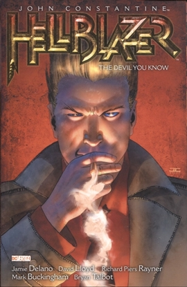 Picture of HELLBLAZER TP VOL 2 THE DEVIL YOU KNOW NEW EDITION