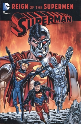 Picture of SUPERMAN REIGN OF THE SUPERMEN TP
