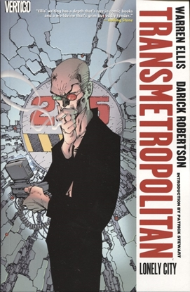 Picture of TRANSMETROPOLITAN TP VOL 5 LONELY CITY NEW ED (MR)