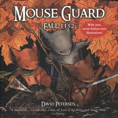 Picture of MOUSE GUARD TP VOL 1 FALL 1152