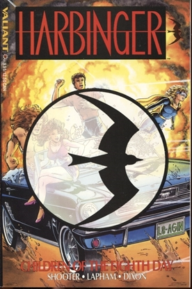 Picture of HARBINGER TPB CHILDREN OF THE EIGHTH DAY