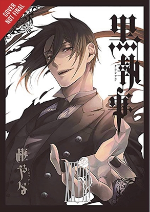 Picture of BLACK BUTLER GN VOL 28