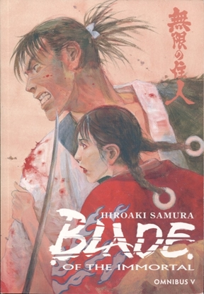 Picture of BLADE OF IMMORTAL OMNIBUS TP VOL 5