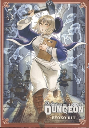 Picture of DELICIOUS IN DUNGEON GN VOL 05 (C: 0-1-1)