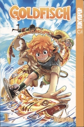 Picture of GOLDFISCH MANGA GN VOL 1